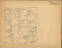 Map Image 002, Alamance County 1954